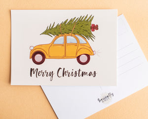 Christmas Cards - Set of 3/6/9