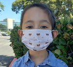 Our comfortable kids3-ply non-woven disposable face masks provide ASTM Level 1 efficiency of greater than 95%.  Minimum order of 500 pieces (one case) is required.