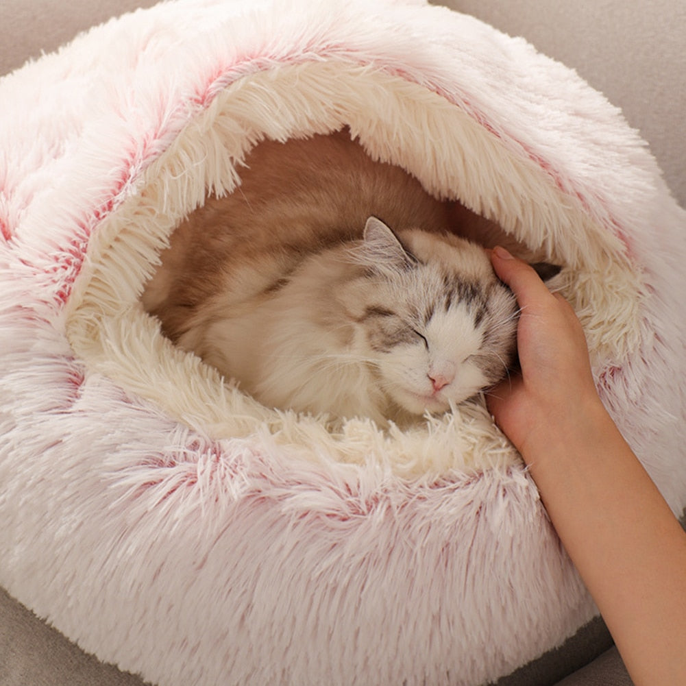 Cat Calming Bed