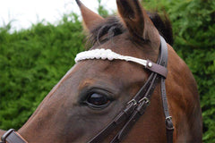 CRYSTAL WHITE SHAMBALLA BROWBAND
