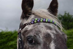 DOUBLE ROW SHAMBALLA BROWBAND