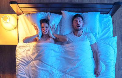 The simplest tips against snoring