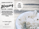 Cleanse & Clear Blessing Salt Jar
