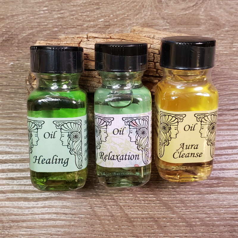 Spa Day - Ancient Memory Oil Set