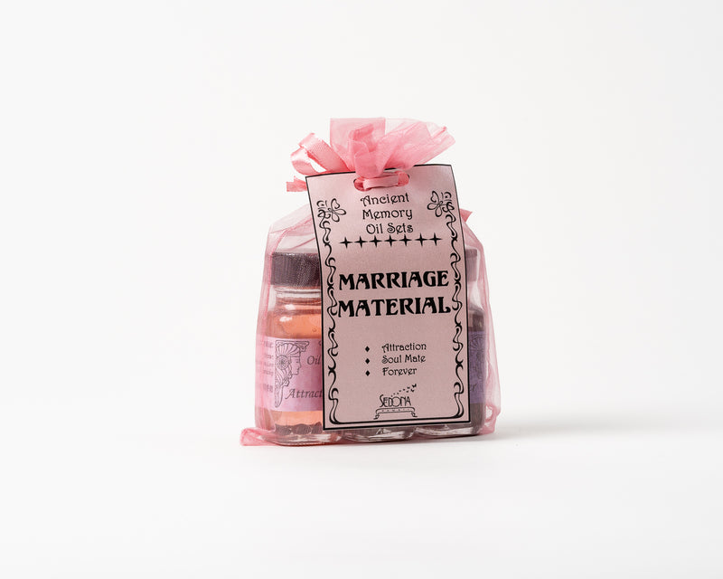 Marriage Material - Ancient Memory Oil Set