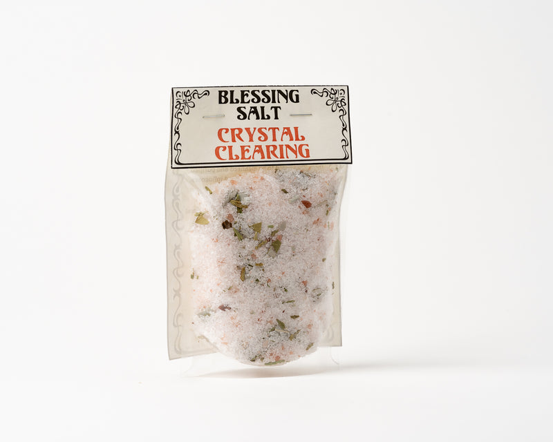 Crystal Clearing Bag - Blessing Salt