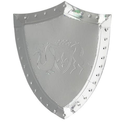 Shield Plates - Ralph and Luna Party Shop