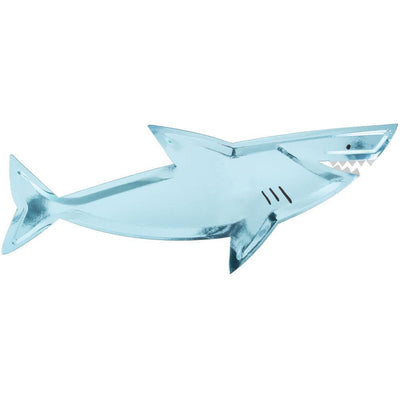 Shark Platters - Ralph and Luna Party Shop