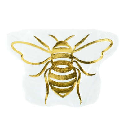 Bee Napkin - Ralph and Luna Party Shop