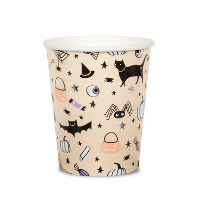Hocus Pocus Cups - Ralph and Luna Party Shop