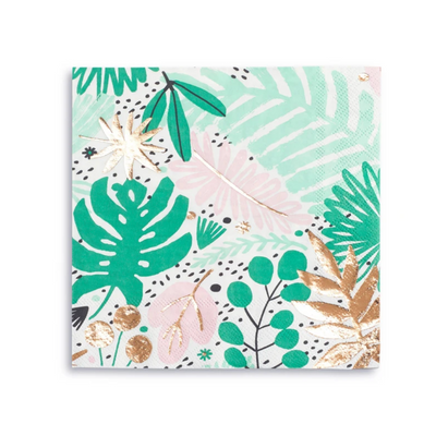 Tropicale Napkins - Ralph and Luna Party Shop
