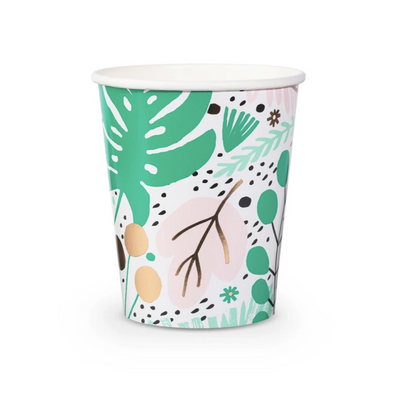 Tropicale Cups - Ralph and Luna Party Shop