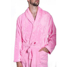 Load image into Gallery viewer, Men's Plush Robes