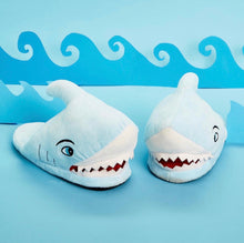 Load image into Gallery viewer, The Happy Slipper For Kids - Shark