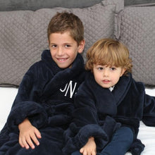Load image into Gallery viewer, Children's Plush Robes
