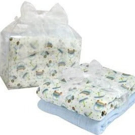 Muslin Swaddle Blanket Set for Infants