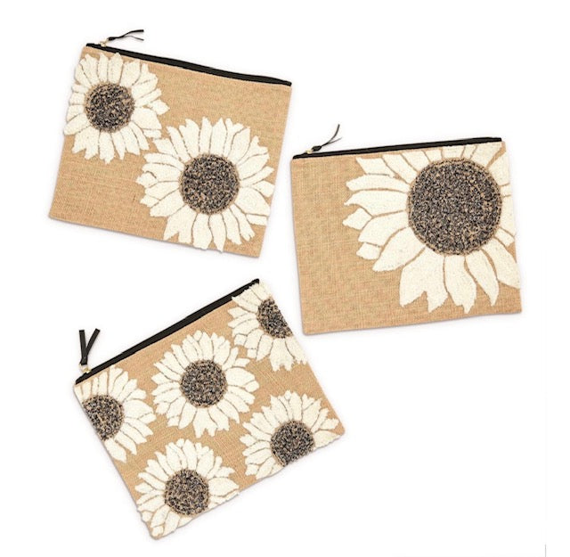 The Sunflower Pouch
