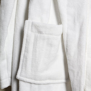Custom Terrycloth Spa Robe for Little Ones