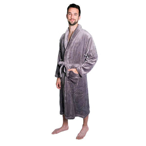 Custom Robes for Wedding - Groom