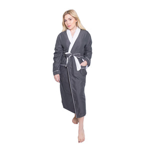 Custom Robes for Wedding - Bride
