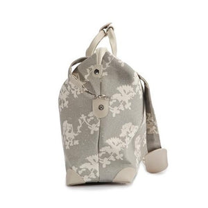 Apple & Bee Overnight Bag, Silver Sage