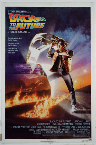 Back to The Future - Saturday, July 11