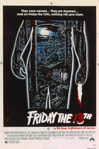 Friday the 13th (1980) - Friday, October 23 @ 7:30PM