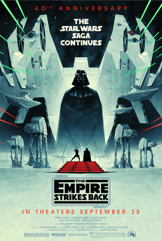 The Empire Strikes Back 40th Anniversary - Saturday, September 26