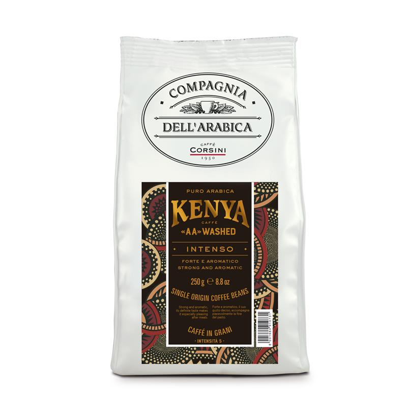 "CAFÉ EN GRAINS - KENYA ""AA""WASHED - 250 GRS"