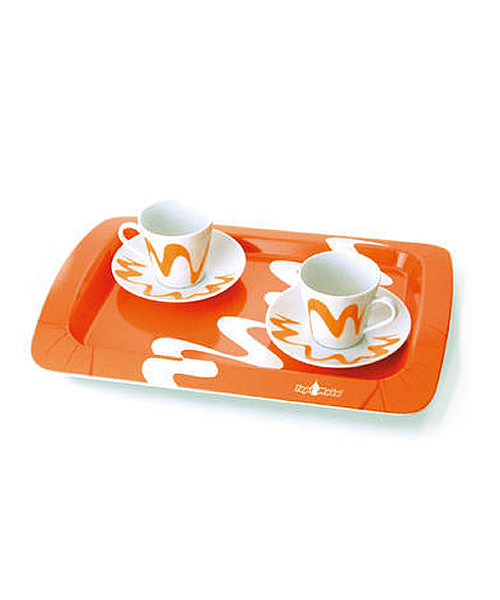 TOP MOKA - Box tray moka model mini 2 cups