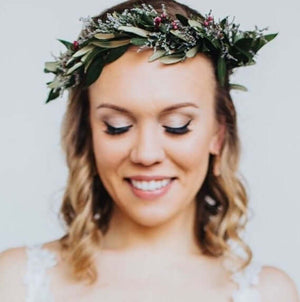Load image into Gallery viewer, Dainty Flower Crown