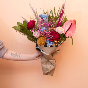 Load image into Gallery viewer, Grande Wrapped Bouquet