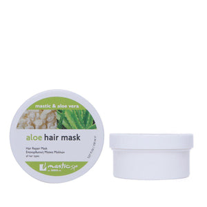 aloe hair mask