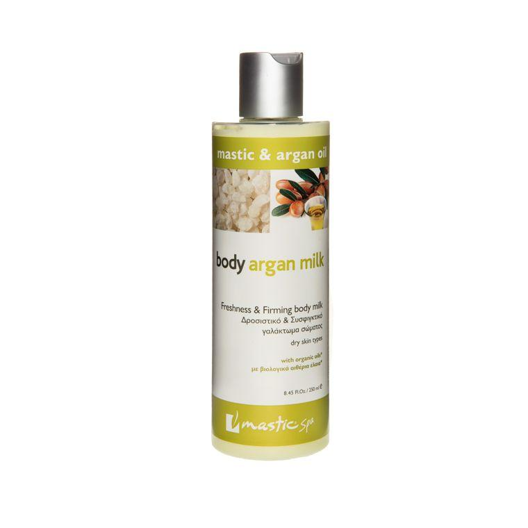 body argan milk