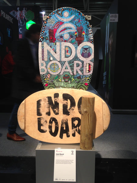 Indo Board @ Walk of Fame
