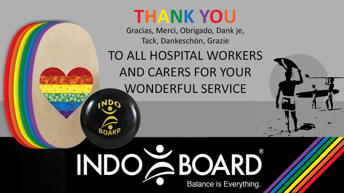 Thank you from Indo Board Europe