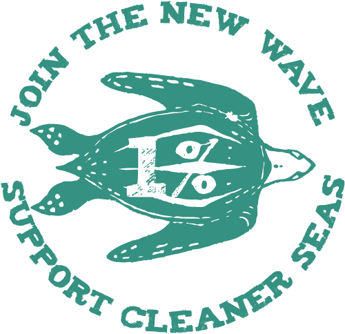 Join the new wave - support cleaner seas