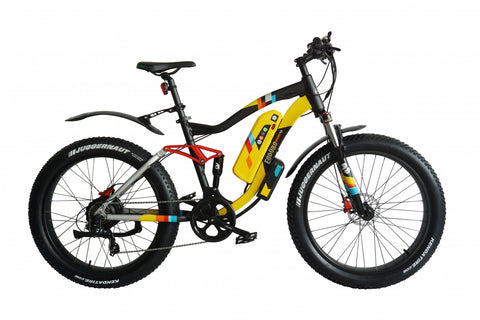 GREEN BIKE ENDURO PHAT 48