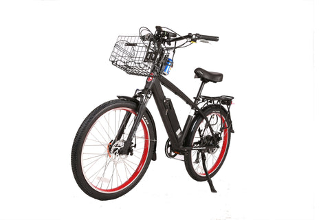 X-Treme Laguna Beach Cruiser 48 Volt High End Men's Frame Electric Bicycle