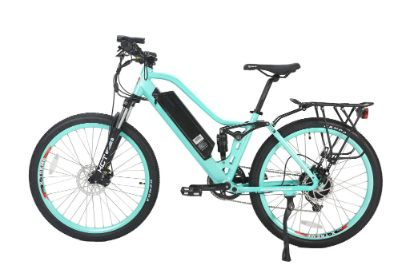 X-Treme Sedona 48 Volt Electric Step-Through Mountain Bicycle (Woman's)