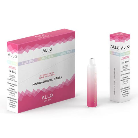 ALLO 1500 WATERMELON ICE