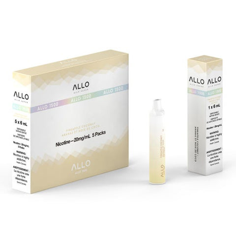 ALLO 1500 PINEAPPLE COCONUT