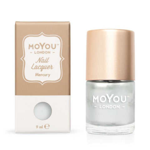 MoYou London Stamping Polish - Mercury