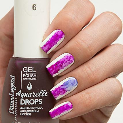 Dance Legend - Aquarelle Drops - 06 Violet