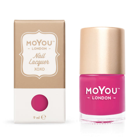 MoYou London Stamping Polish - XOXO