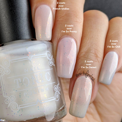 *PRE-SALE* Tonic Polish - Broken Cloud Effect (LE)*
