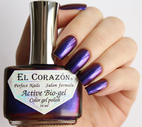 El Corazon Active Bio-gel nail polish - Polishaholic - 423/724 Nail Polish Sphere