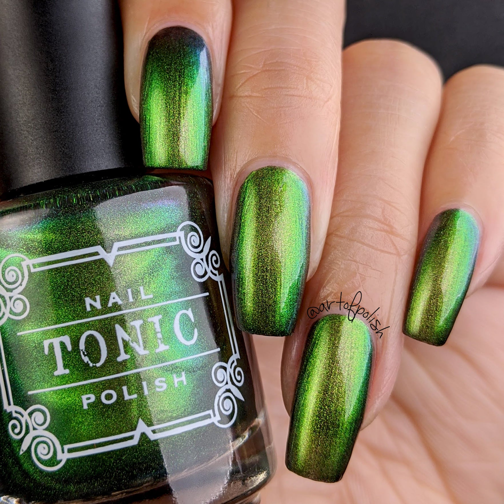 Tonic Polish - Puca Parade