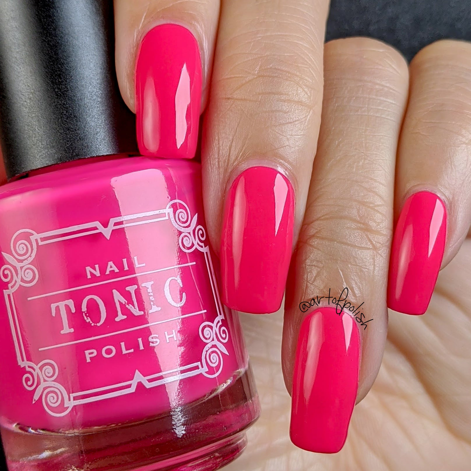 Tonic Polish - Hot Punk