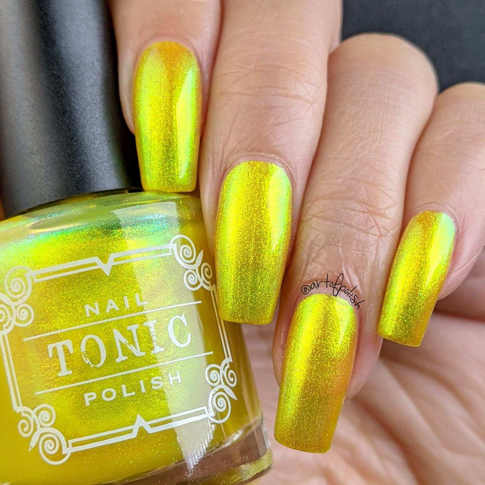 Tonic Polish - Donation Trio - Shine A Light